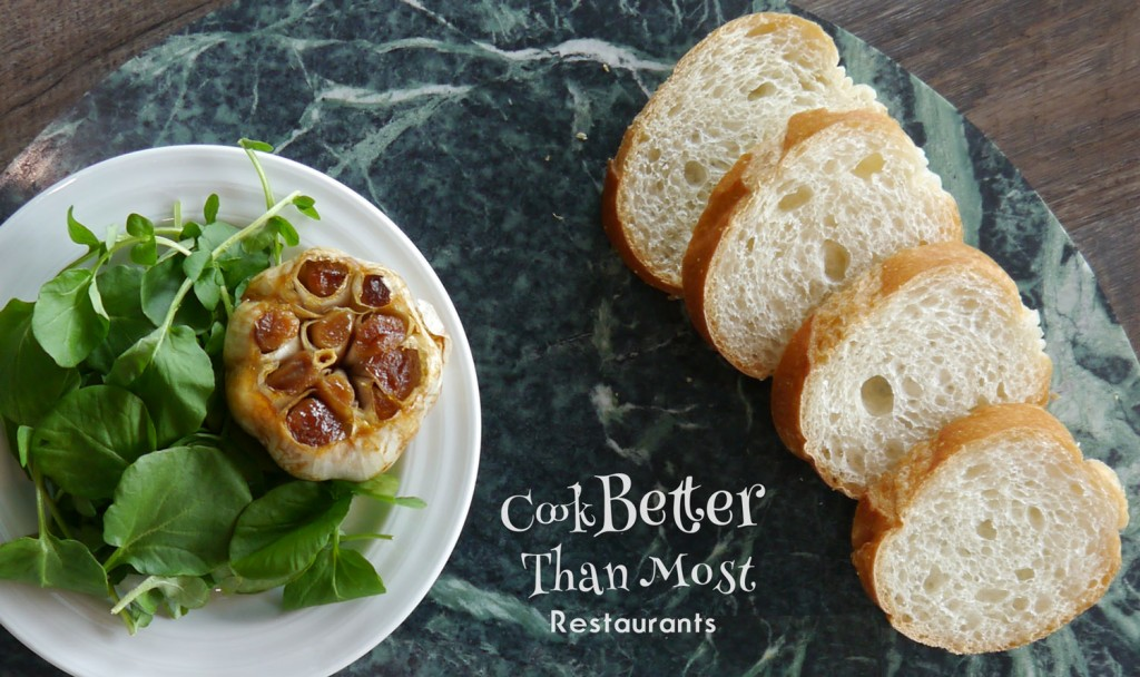 Oven-Roasted-Garlic