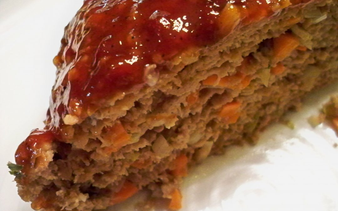 Sweet and Spicy Meatloaf