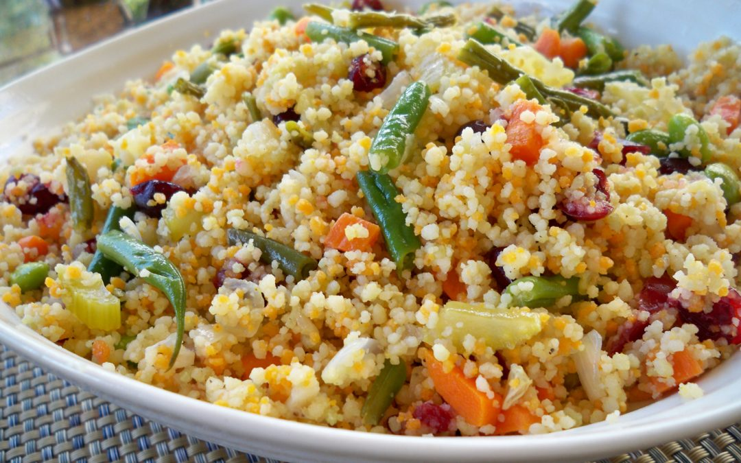 Cooking a Cornucopia Couscous