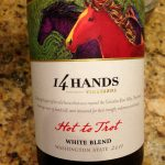 14 Hands Hot to Trot 2011 White Blend