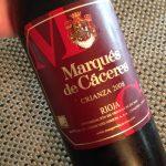Marques de Caceres Crianza 2008 Rioja