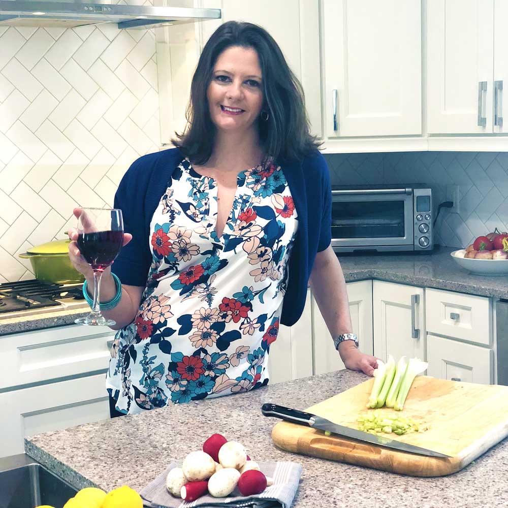 Michelle Donn Cook better than most restaurants